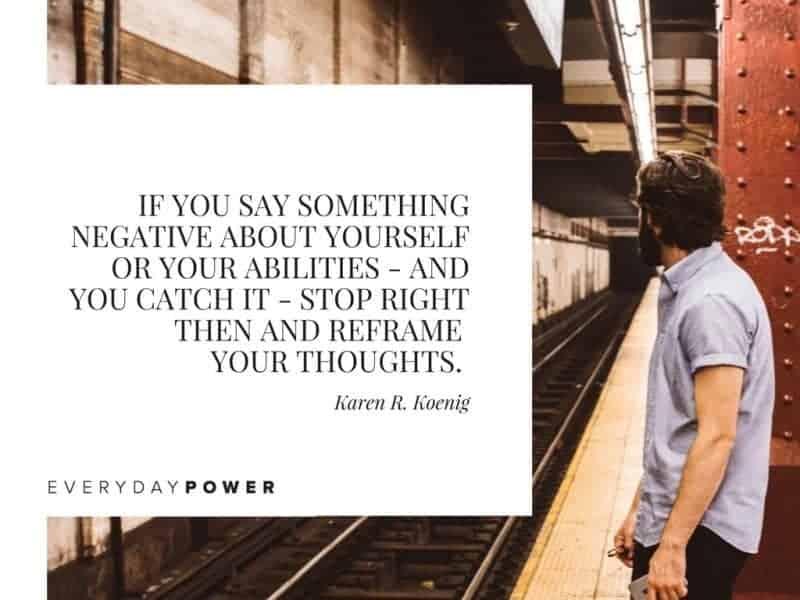 Ways to Stop Negative Self-Talk