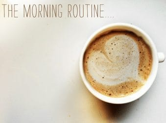 best morning routine