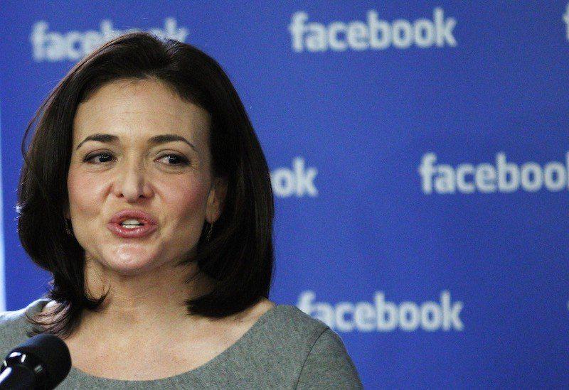 Sheryl Sandberg Quotes 9