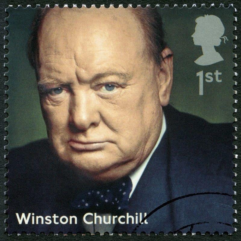 Inspirational Winston Churchill Quotes