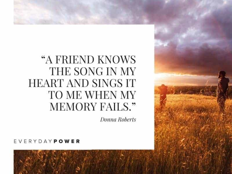 85 Best Friend Quotes On Life, Memories & Laughing (2019)