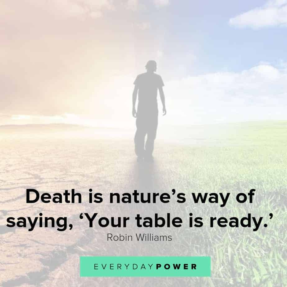105 Helpful Death Quotes On The Ways We Grieve (2019)