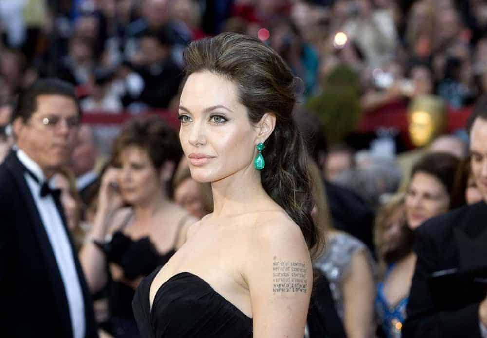 48 Inspirational Angelina Jolie quotes on love and world peace