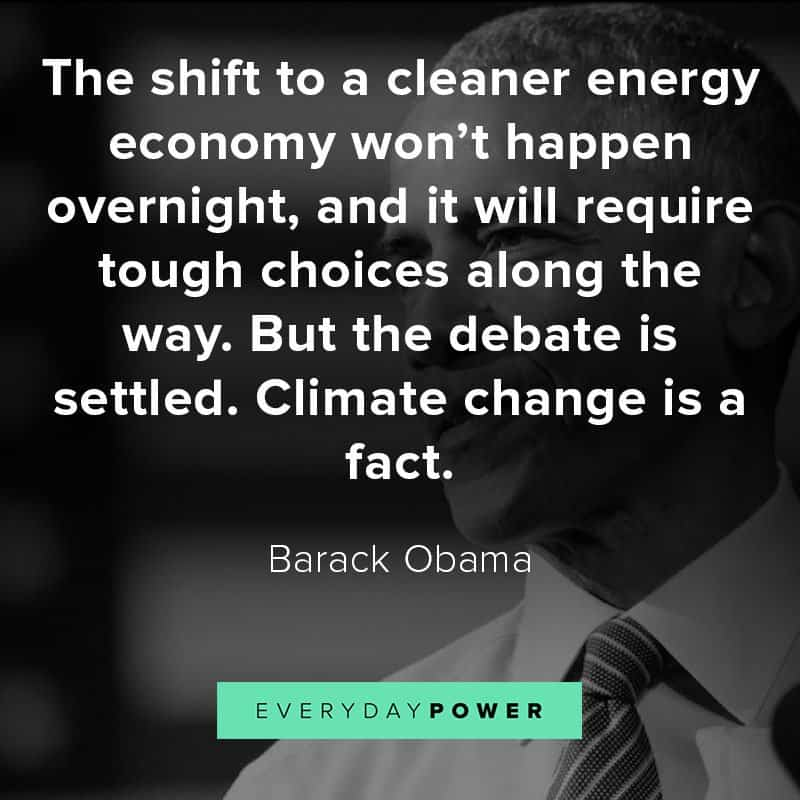 barack obama quotes climate change