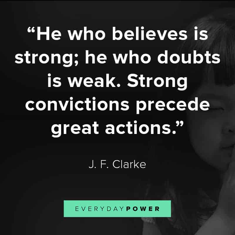 Belief quotes to bring out your best self