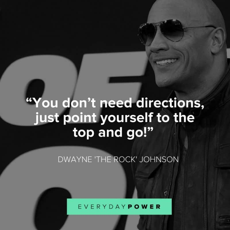the rock quotes