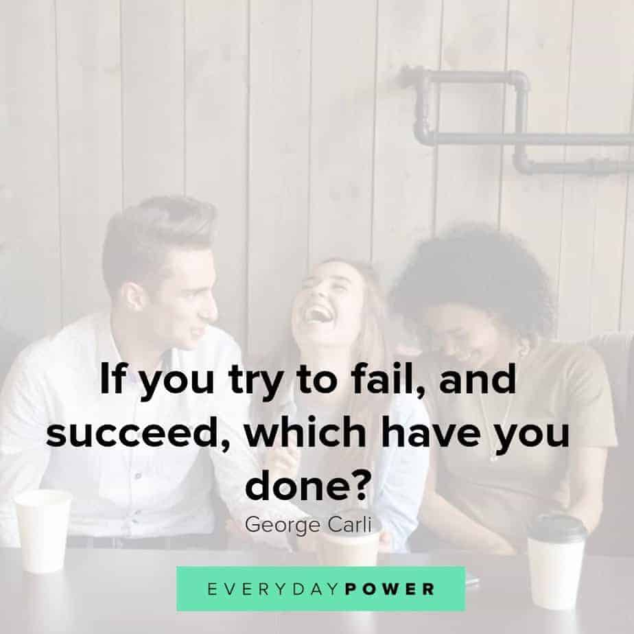 funny inspirational quotes on failure