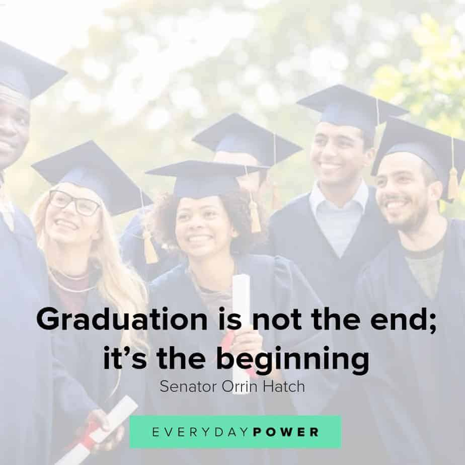 Graduation quotes to inspire you as you enter the real world