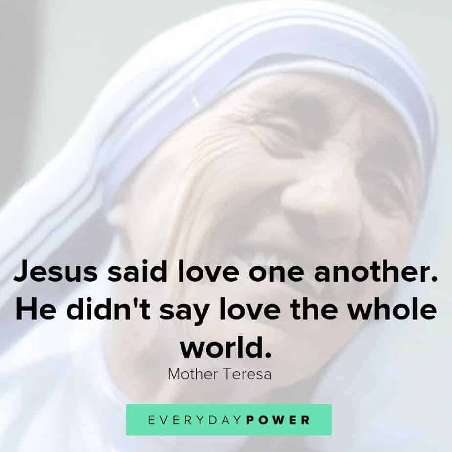 100 Quotes by Mother Teresa on Kindness, Love & Charity (2019)