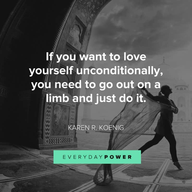 How to love yourself unconditionally