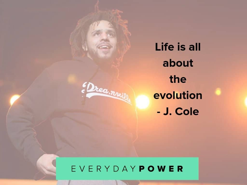 best j cole quotes and lyrics from his new album