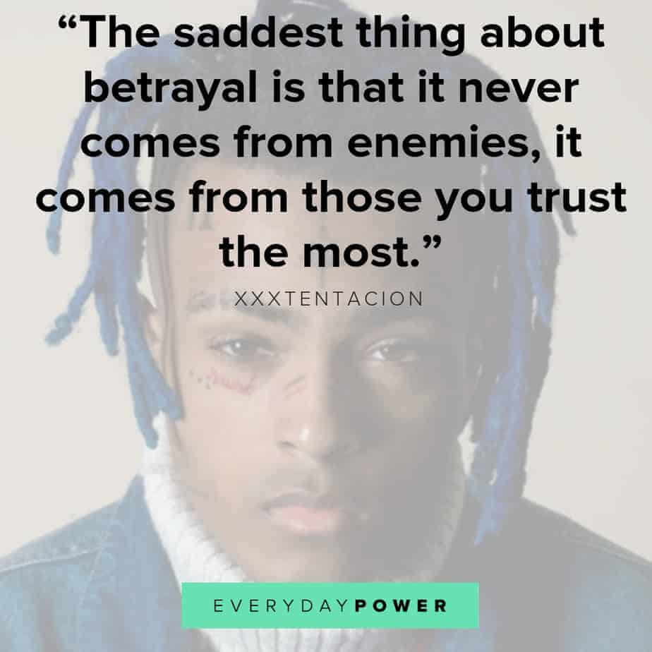 45 XXXTENTACION Quotes and Lyrics About Life and Depression
