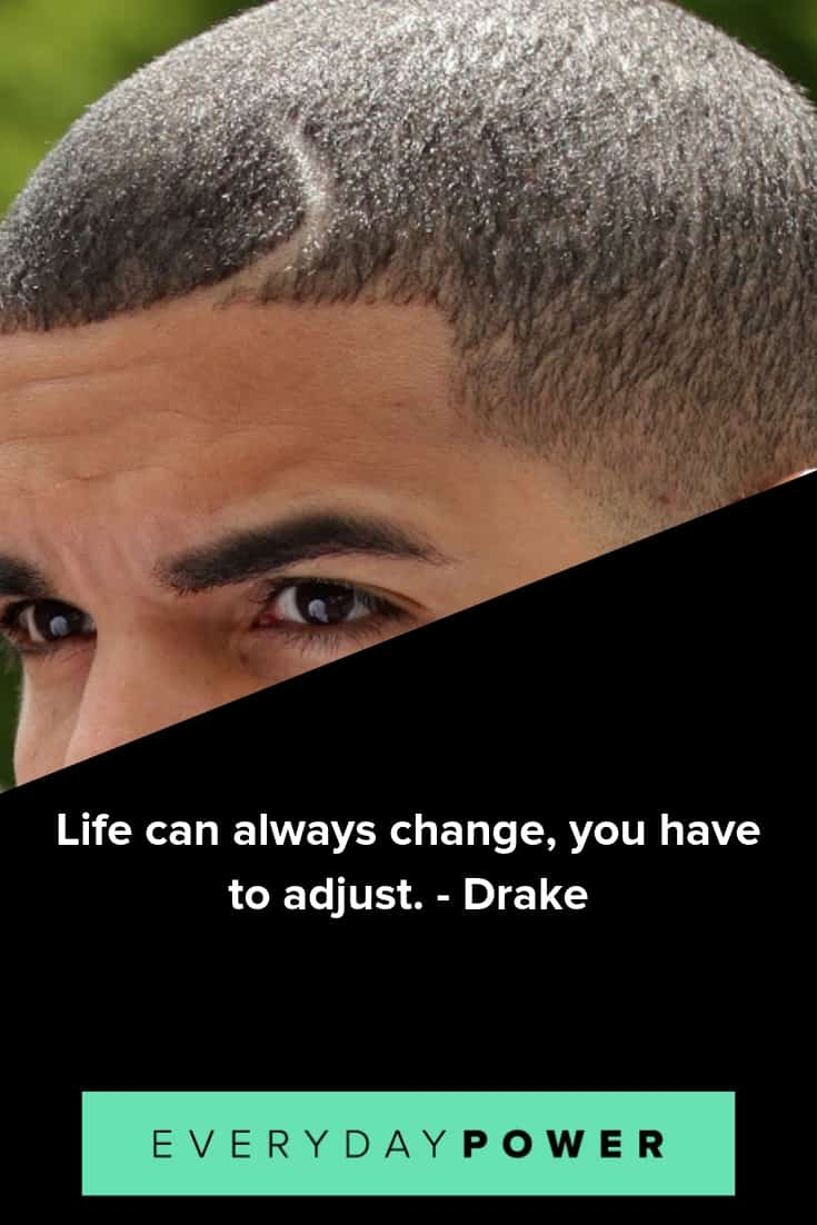 Drake quotes to motivate you to work towards your dreams