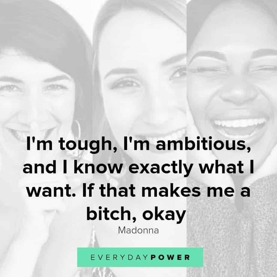 Feminism quotes about empowerment and equality for women
