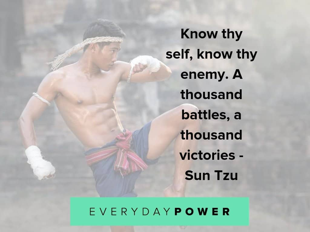Inspirational Sun Tzu Quotes about Power and Life