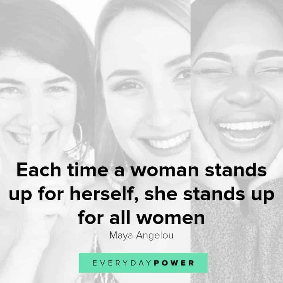 50 Feminism Quotes about Women Empowerment (2019)