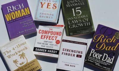 25 Best self help books for personal development