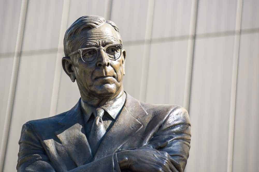 50 Inspirational John Wooden Quotes on Life and Leadership