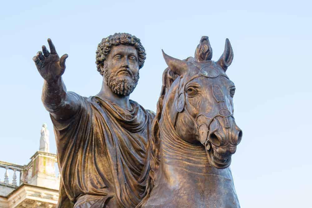50 Marcus Aurelius quotes on Life, Death and Love