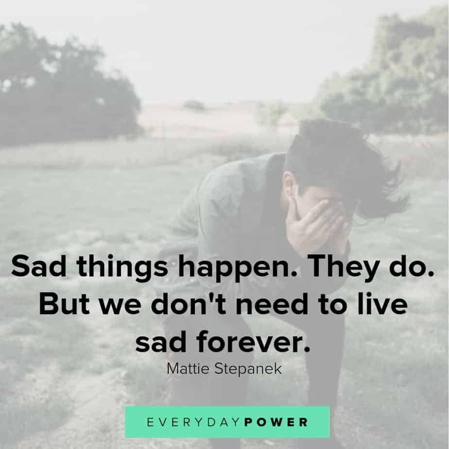 sad love quotes about the future