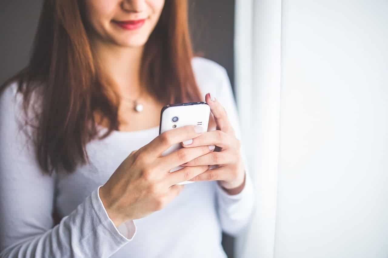 smartphones and sex life