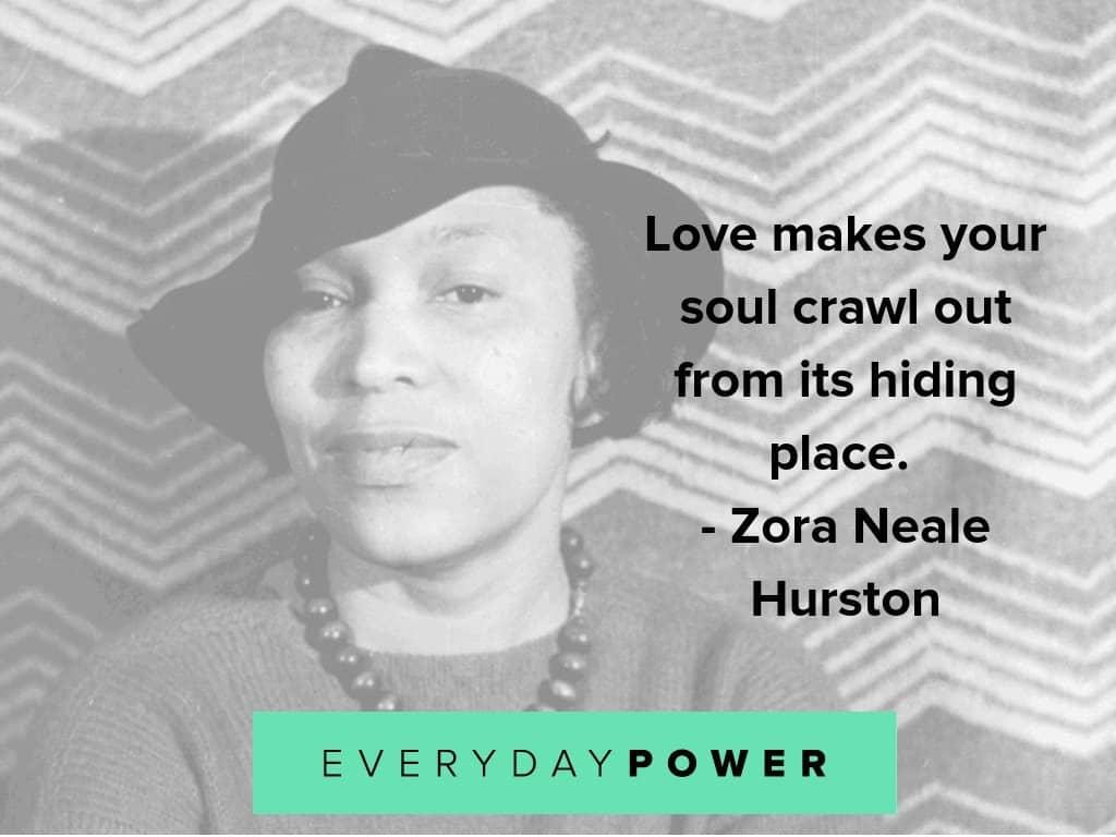 Zora Neale Hurston quotes on life