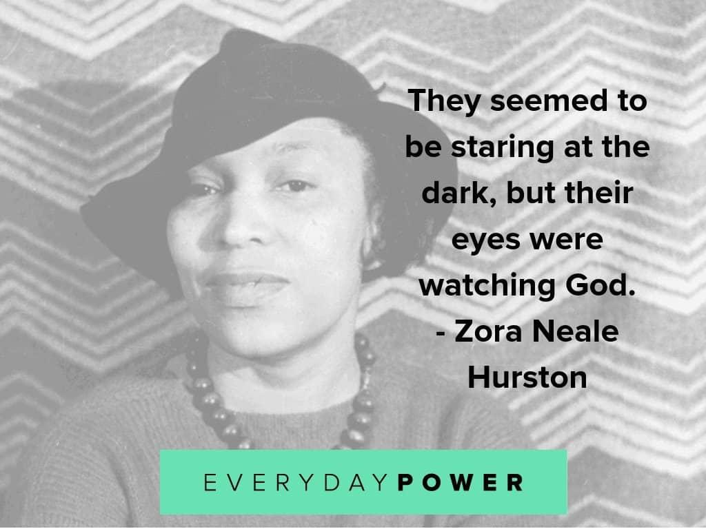 Zora Neale quotes on God