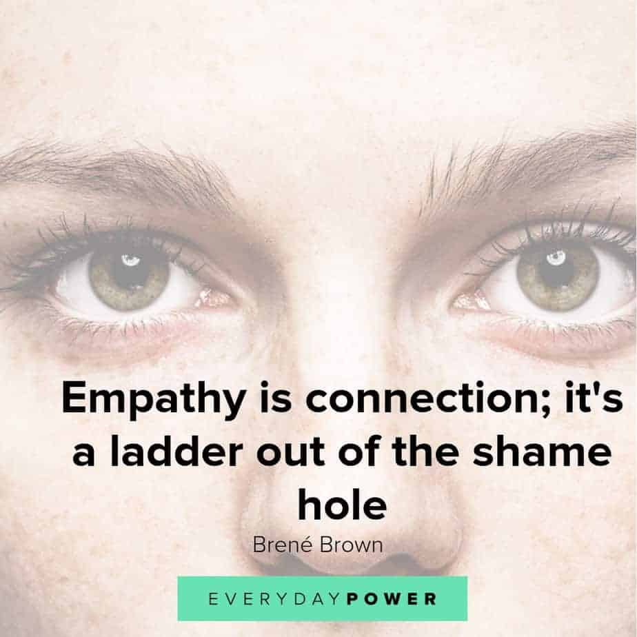 empathy quotes about connection