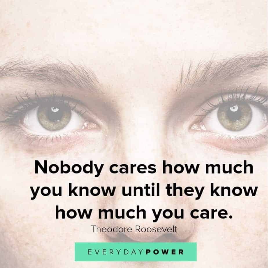 empathy quotes on caring