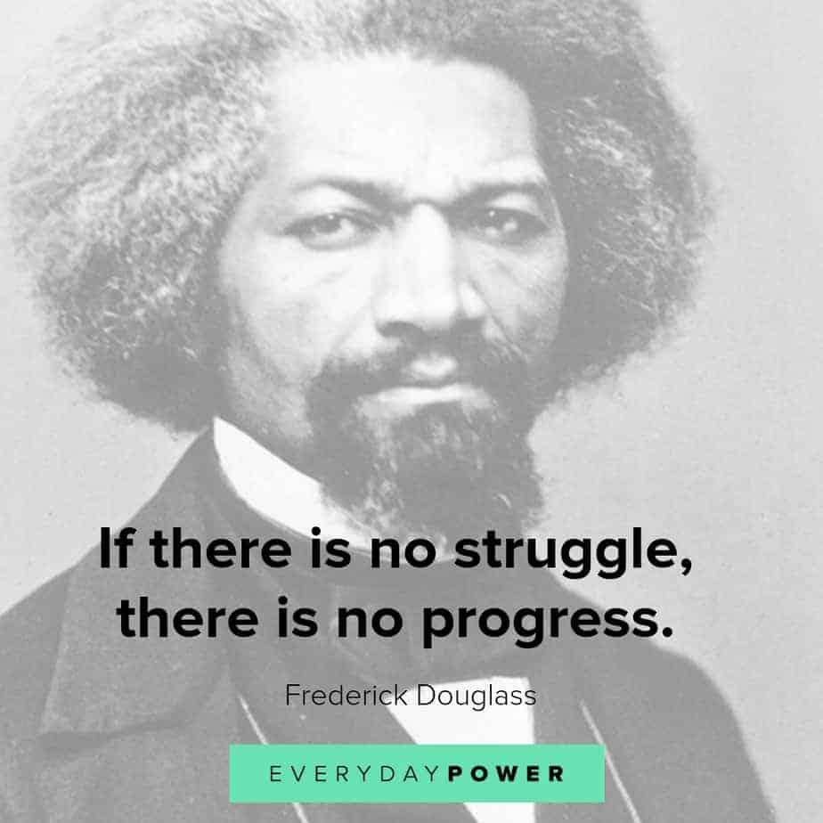 frederick douglass quotes on progress