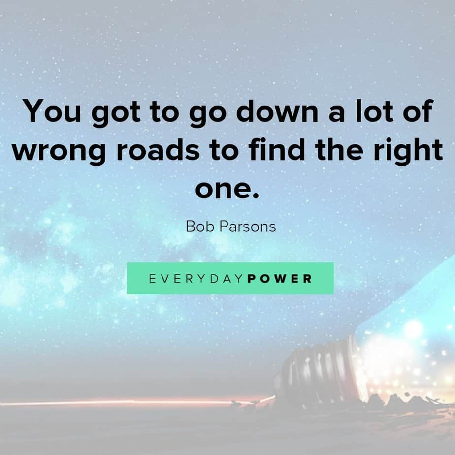 meaningful quotes on finding the right path