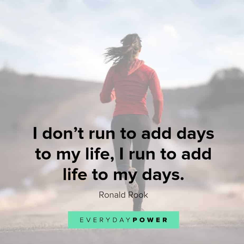 running quotes on why you run