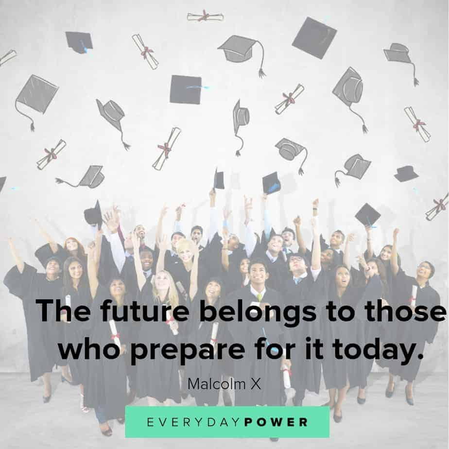senior year quotes on preparation