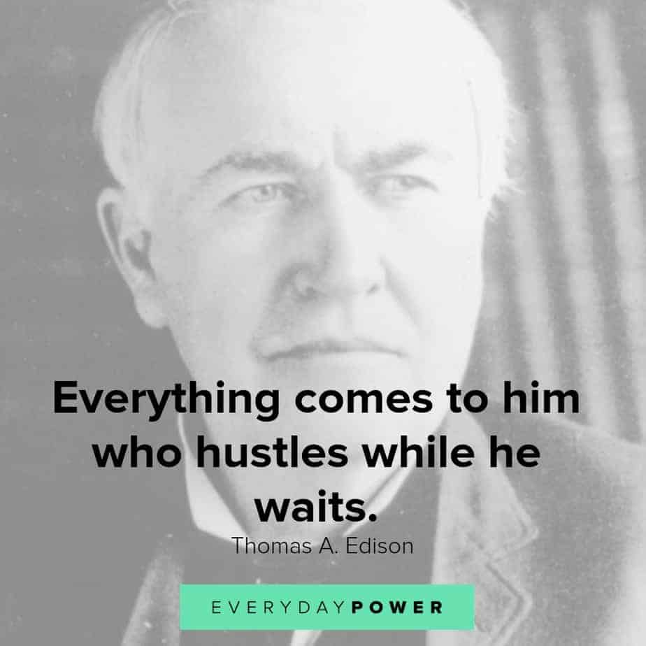thomas edison quotes about patience