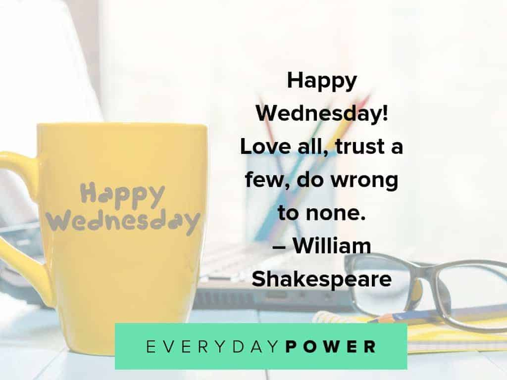 95 Wednesday Quotes to Help You Get Through Hump Day (2020)