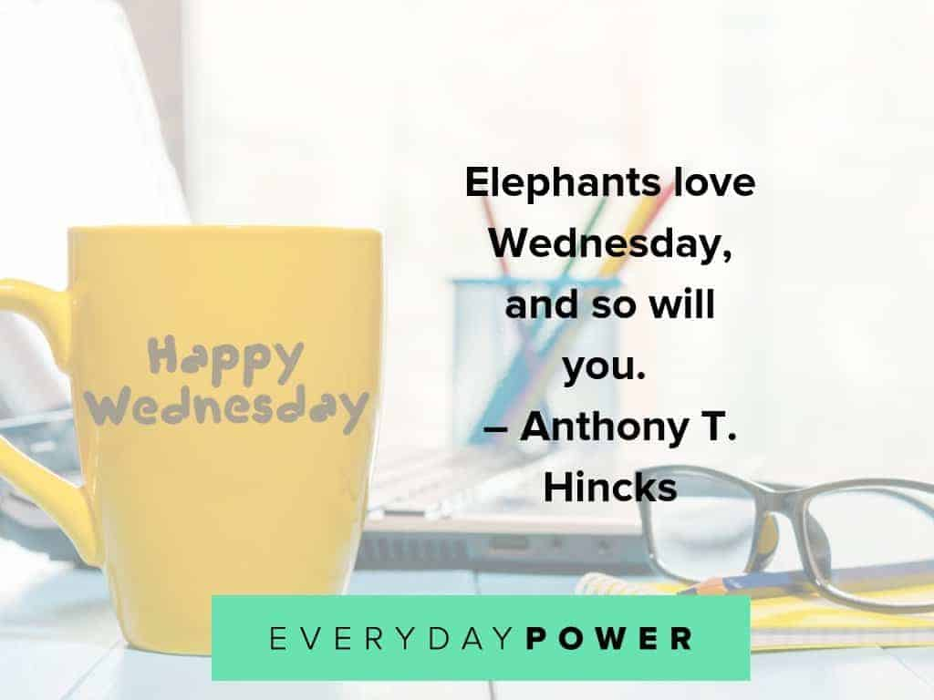 wednesday quotes to inspire