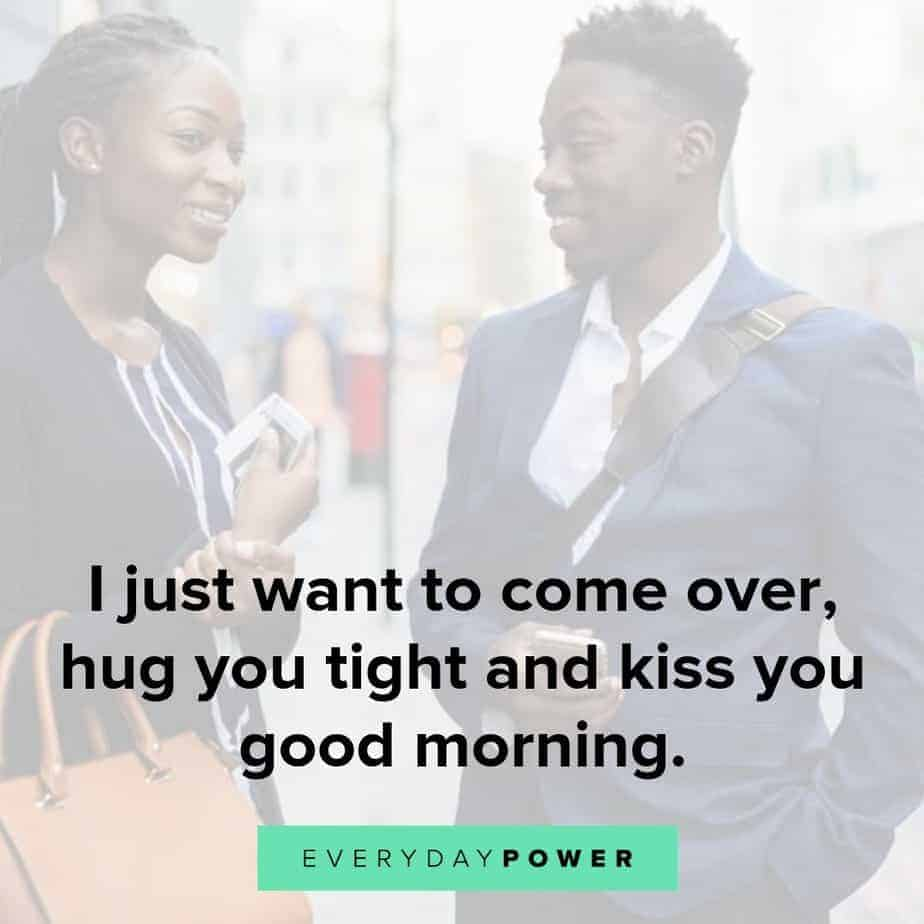 good morning quotes to someone you love