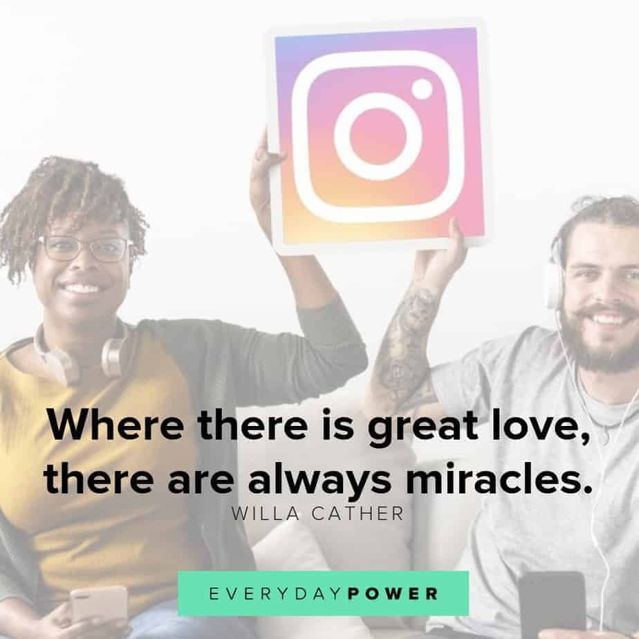 inspirational quotes for instagram love