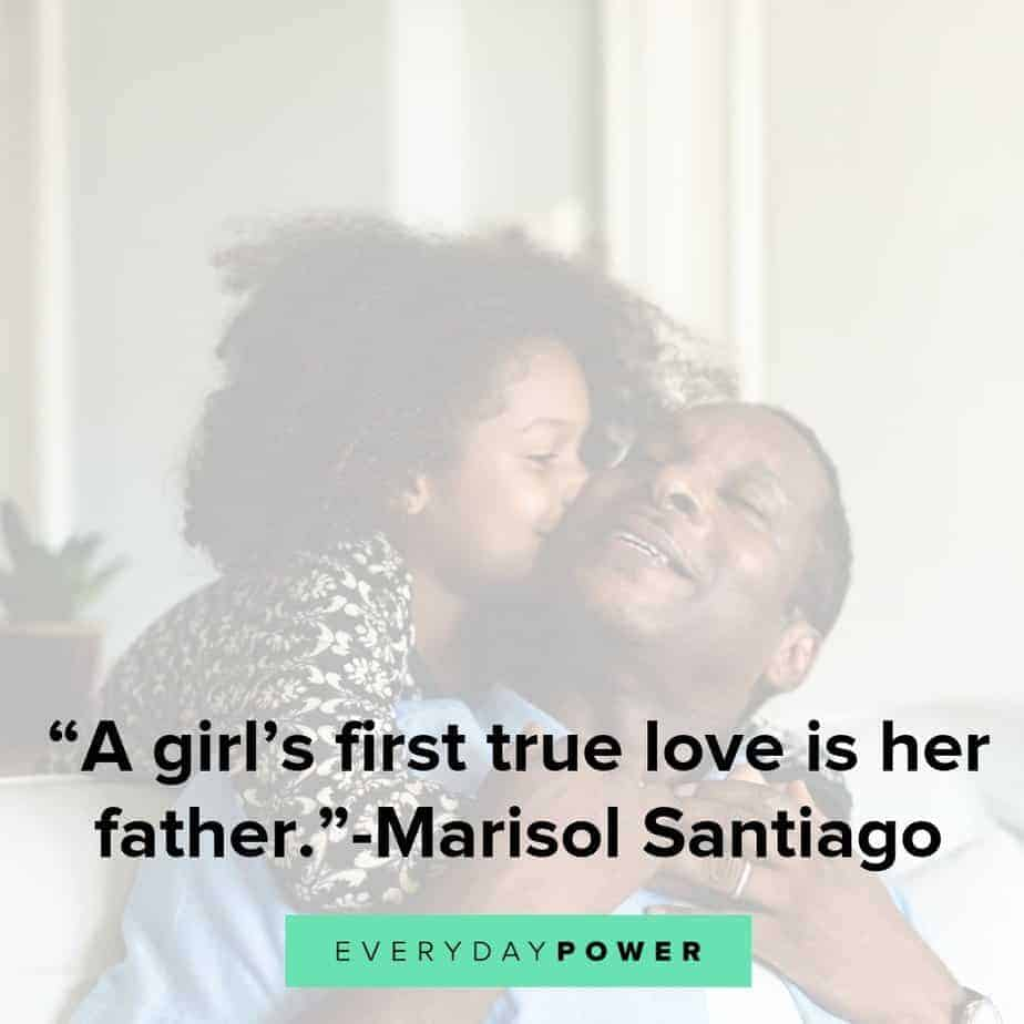 beautiful father daughter quotes