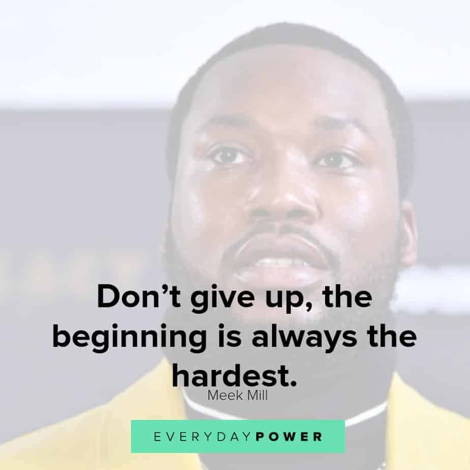 motivational meek mill quotes