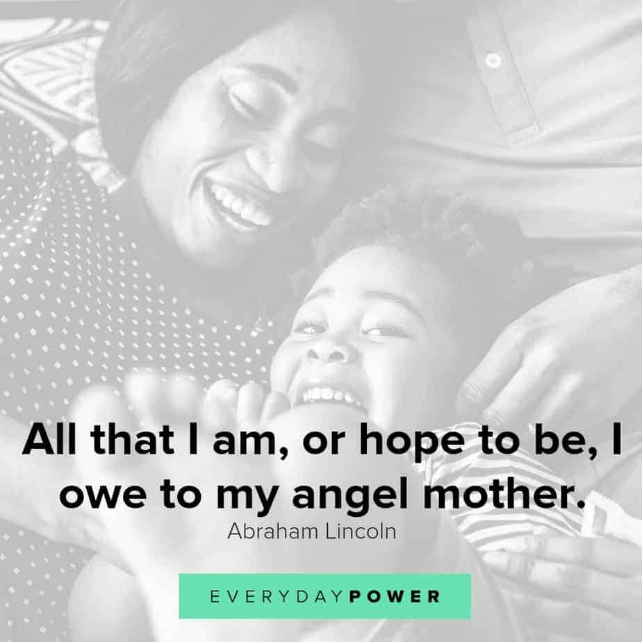 inspirational mother and son quotes