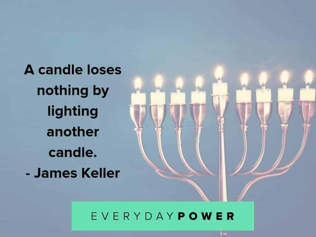hanukkah quotes to illuminate your life