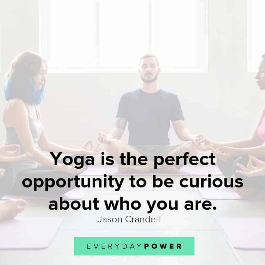 Yoga quotes to inspire your life
