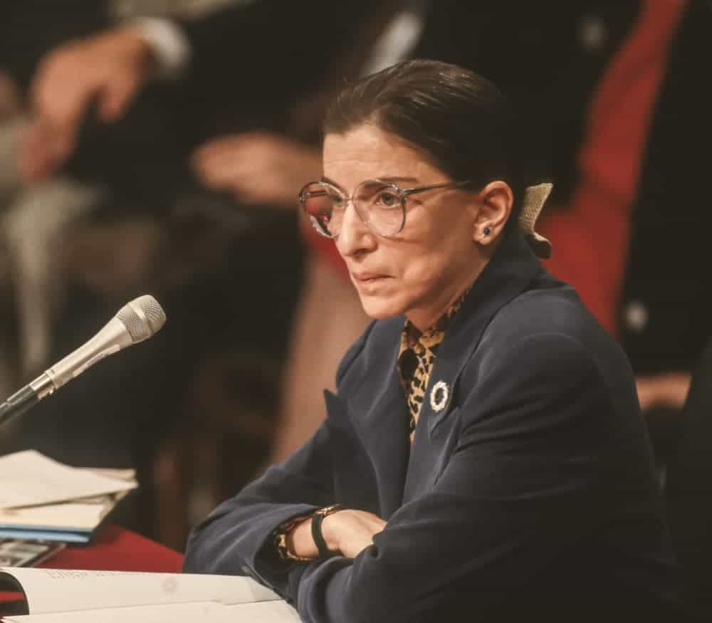 50 Ruth Bader Ginsburg Quotes on Standing for Justice