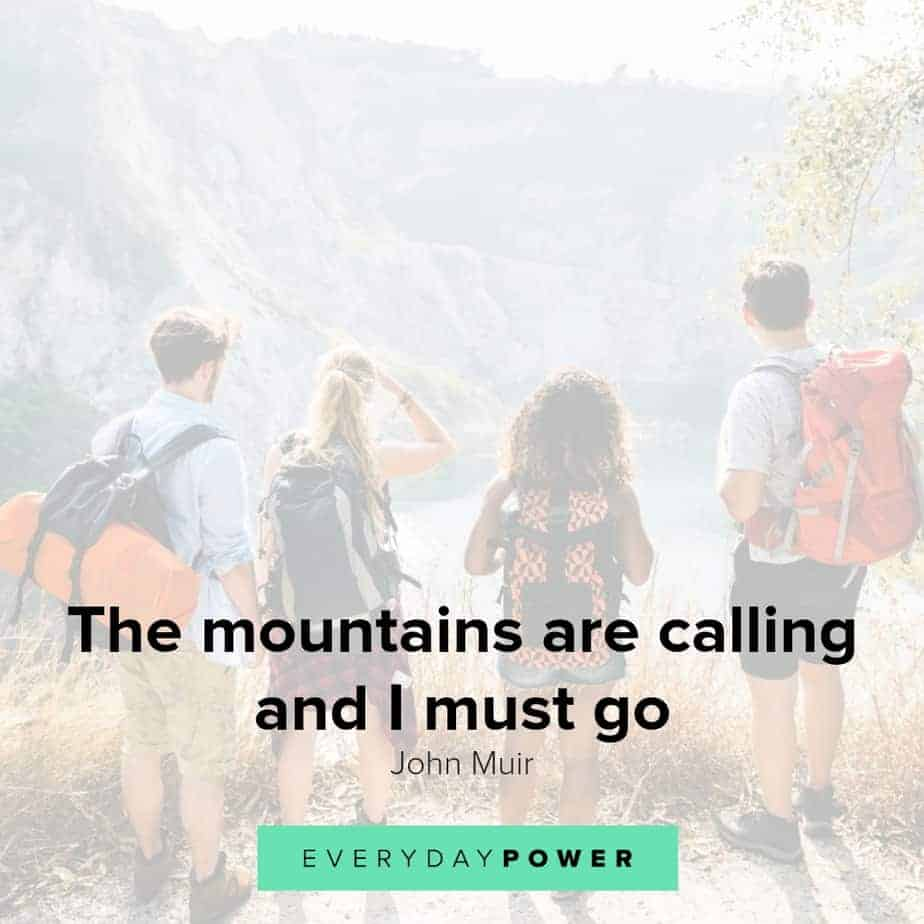 Mountain quotes celebrating new heights in your life