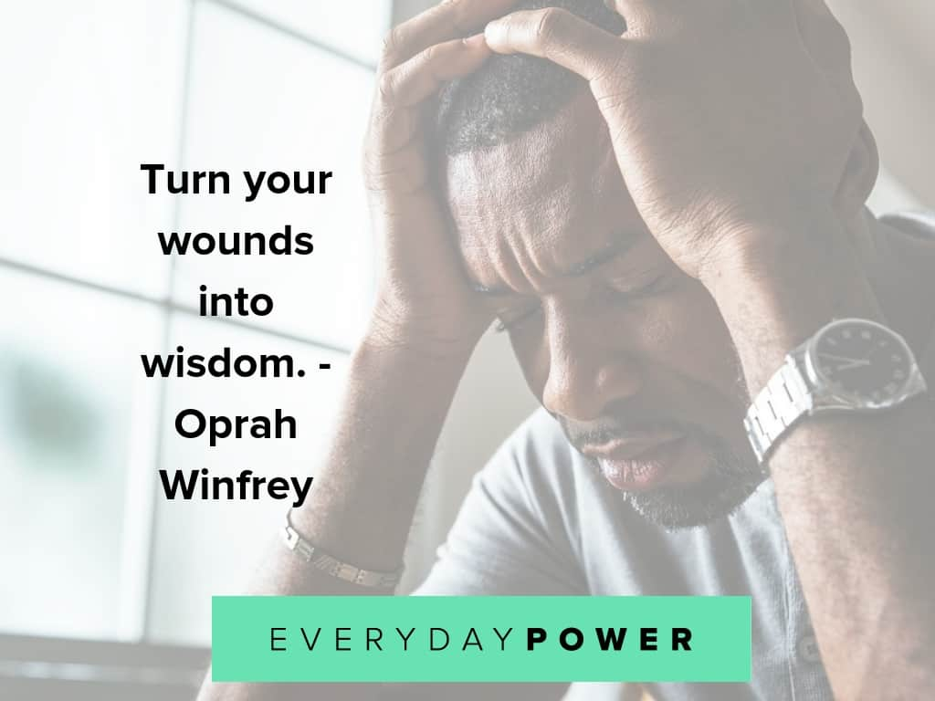 Pain Quotes Honoring Your Strength and Power