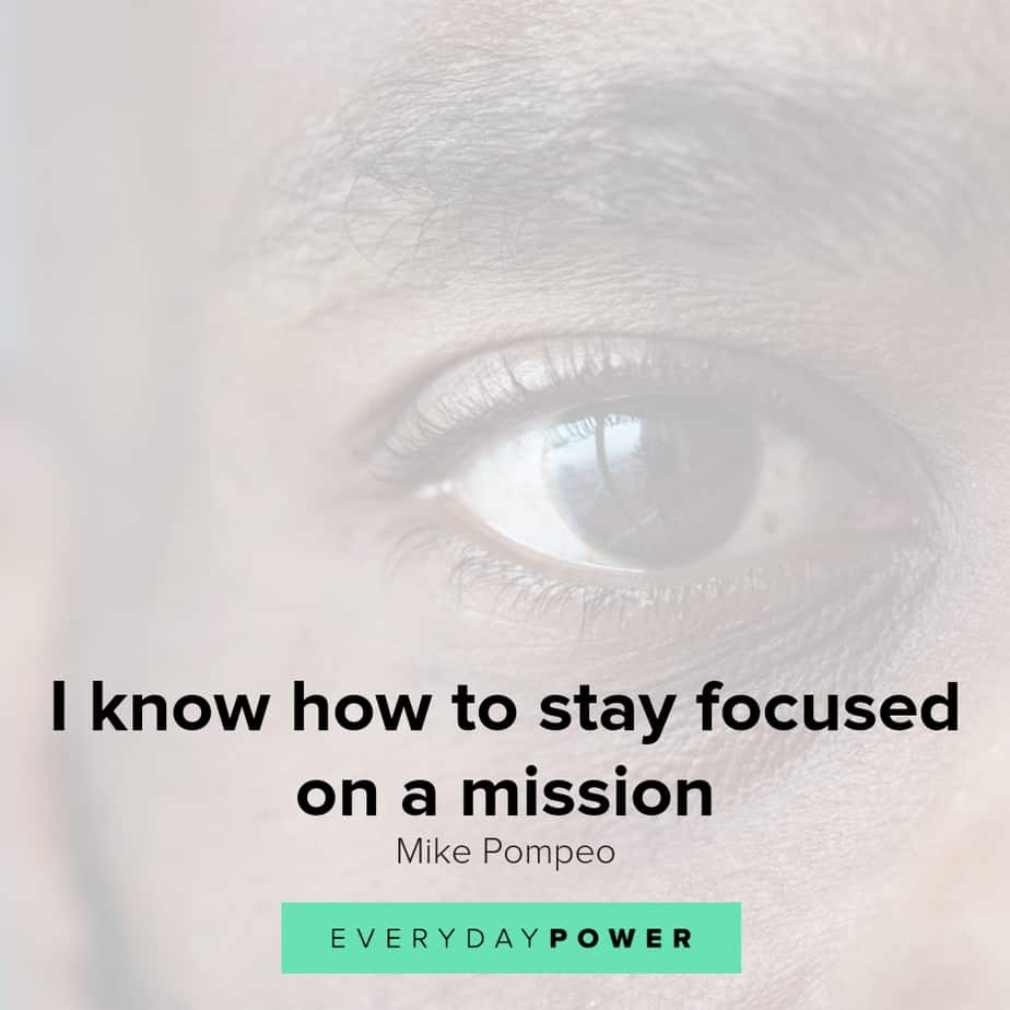 Focus quotes to help you pay attention to what matters