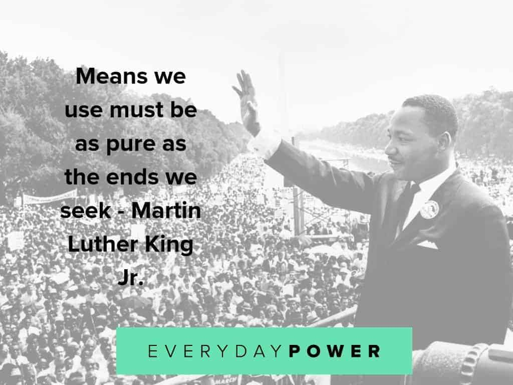 Martin Luther King Jr. quotes to inspire positive change