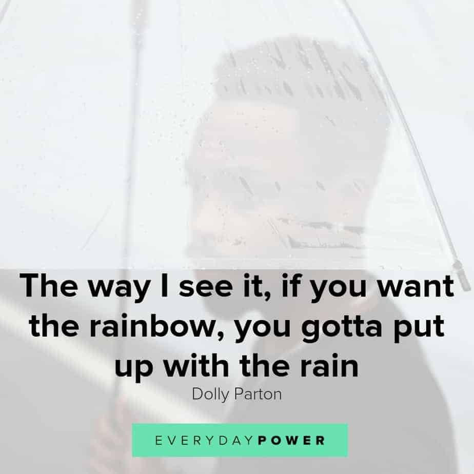 Rainy day quotes to bring joy and happiness