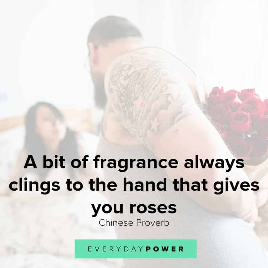 Rose quotes on life and beauty